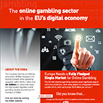 The online gambling sector in the EU's digital economy