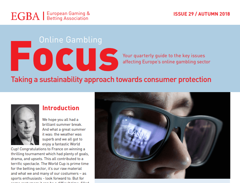 The Autumn Edition of Our New Online Gambling Focus is Out Now!