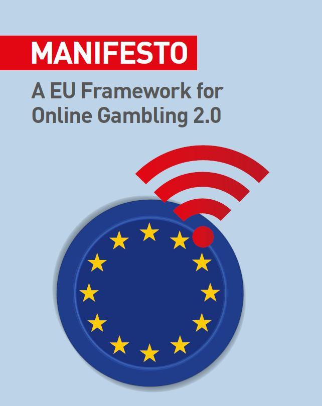 Manifesto: A EU Framework for Online Gambling 2.0