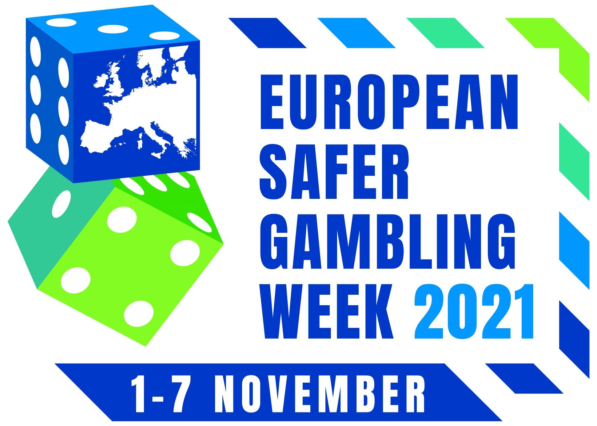 European Safer Gambling Week, 1-7 November 2021